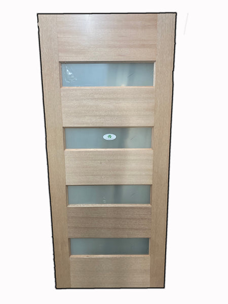 XS11B  Meranti Veneered Door