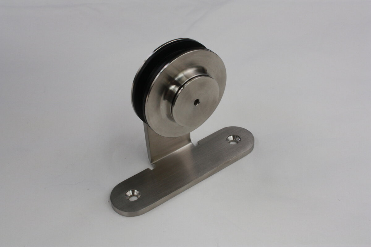 Aero Top Mount Stainless Steel - Track
