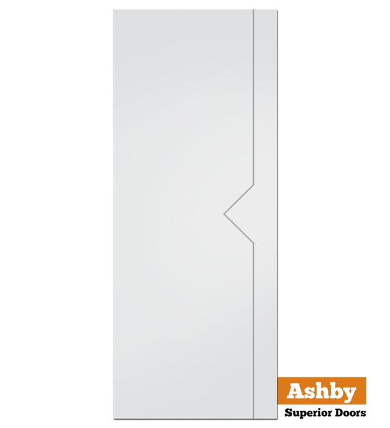 Ashby - Steel Insert EPS Solid Core