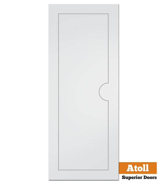 Atoll - Steel Insert EPS Solid Core
