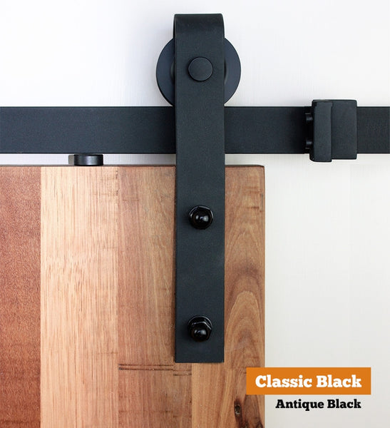 Classic Antique Black - Track