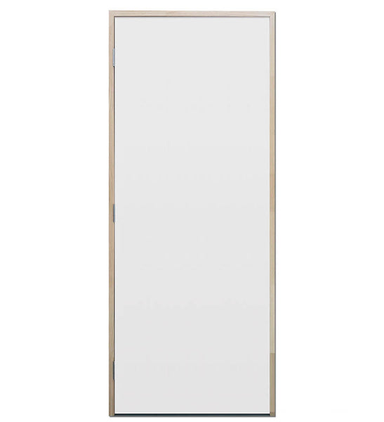 MDF Flush Panel Pine - Flat Jamb - 70mm Stud