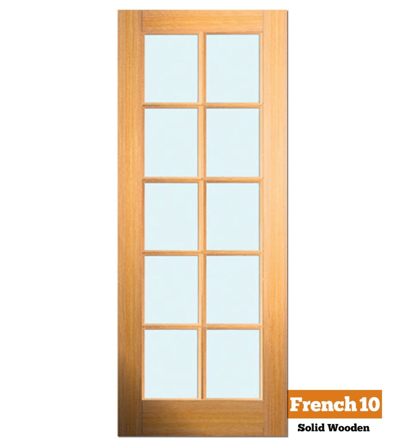French 10 - Exterior Doors