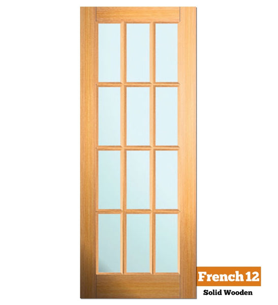 French 12 - Exterior Doors