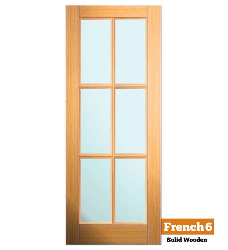 French 6 - Exterior Doors
