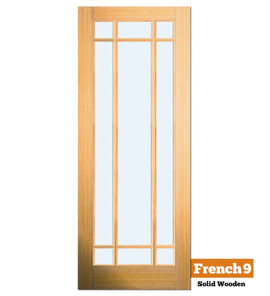 French 9 - Exterior Doors