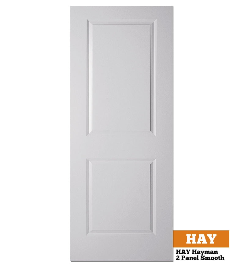 HAY Hayman (2 Panel Smooth) - Hollow Core