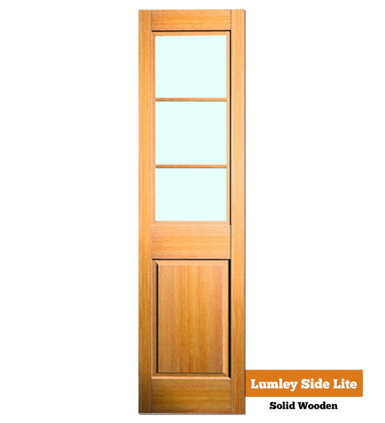 Lumley Side Lite - Exterior Doors