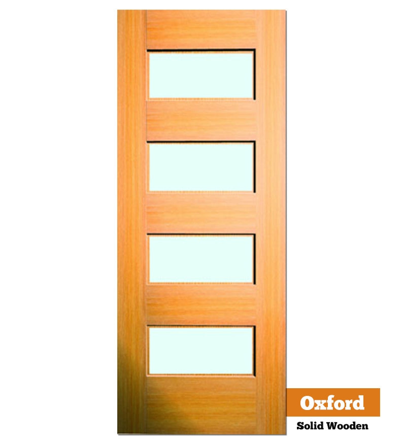 Oxford - Exterior Doors