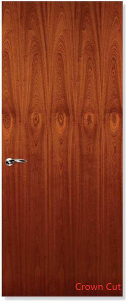 Sapele - Veneered Doors