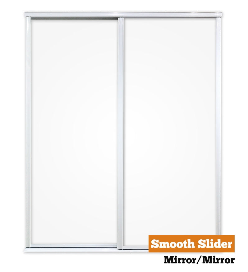 Smooth Sliders - Double - Mirror-Mirror