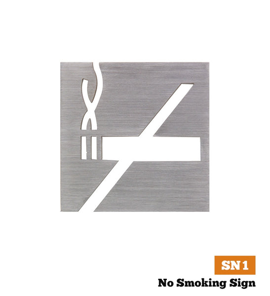 SN1 - No Smoking Sign