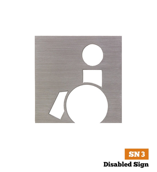 SN3 - Disabled Sign