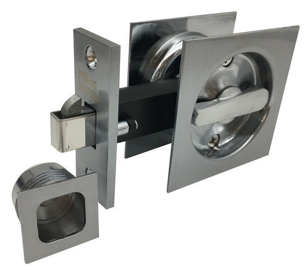 541SC Privacy Set - Cavity Slider