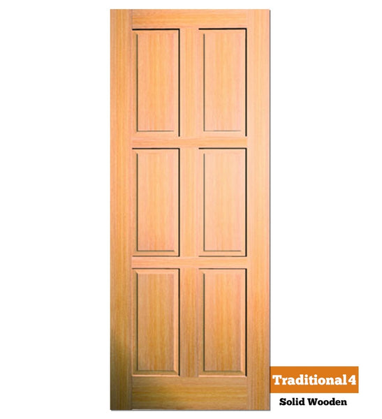 Traditional 4 - Exterior Doors