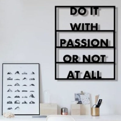 Passion - Wall Art