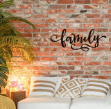 Family - Wall Art