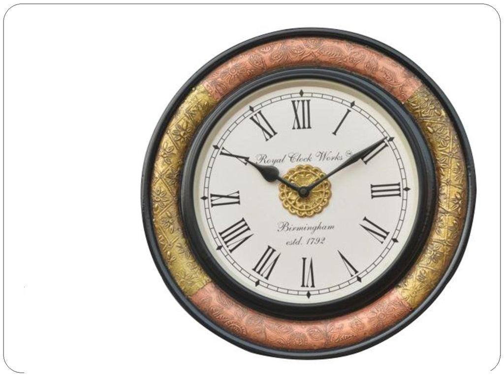 Richmond - Wall Clock