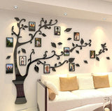 Tree & Leaves - Wall Art Frames
