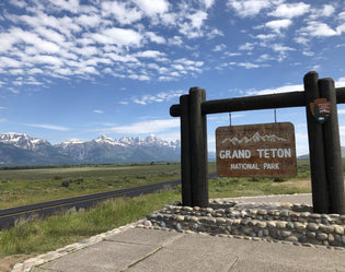 A Day – or 2 – in Grand Teton National Park