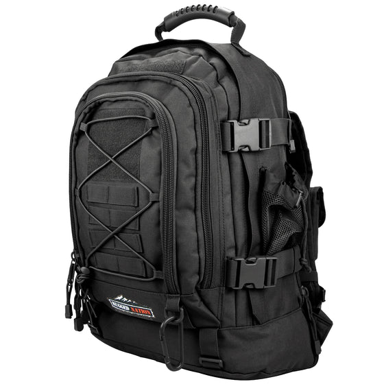 Rugged Nation 3 Day Expandable Tactical Hydration Backpack
