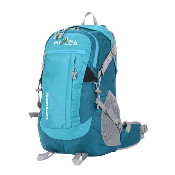 25L Olympia Conqueror Hiking Backpack with Built-in Rain Proof Cover
