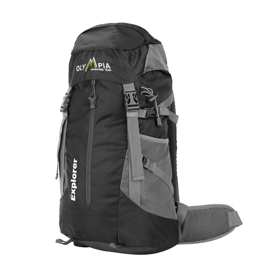 22L Olympia Explorer Hiking Backpack with Built-in Rain Proof Cover
