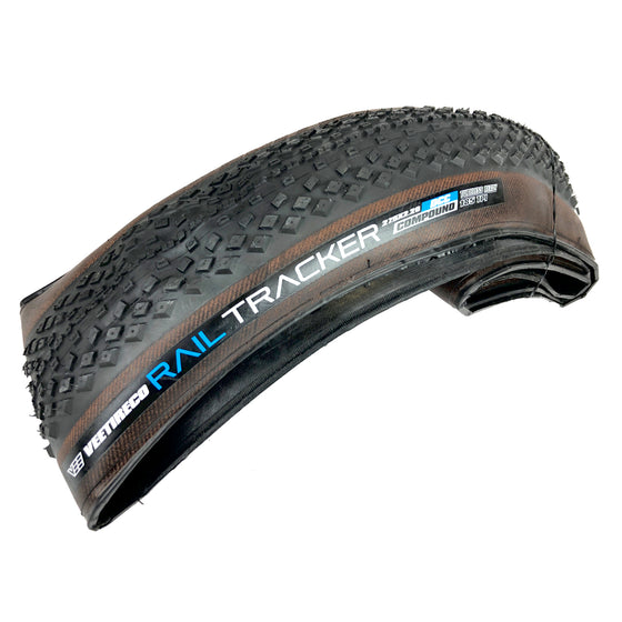 Vee Tire Co. Rail Tracker Synthesis Sidewall Dual Control Compound Bike Tire