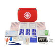 Multi Function Compact Emergency First Aid Kit