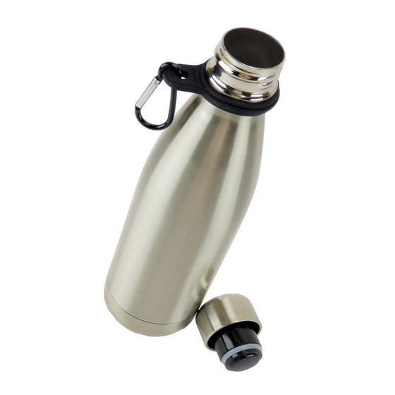 17oz Stainless Steel Insulated / Double Wall Water Bottle