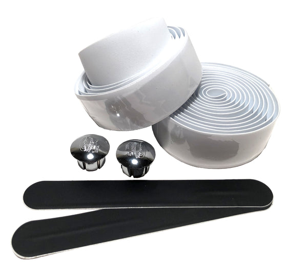 EVA Road Bicycle Handle Bar Cycling Wraps w/ End Caps