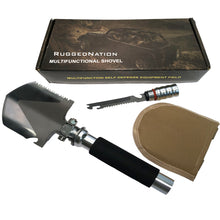 Tactical Mini Multi Function Engineering Camping Shovel