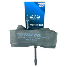 27.5x1.9 Vee Tire Bicycle Inner Tube 48mm French Presta Valve 27.5x1.90 Tube