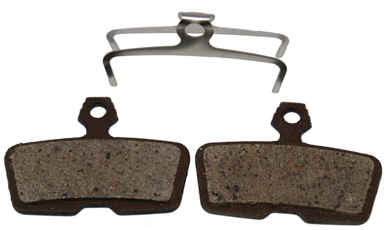 XC ECO - DP BRAKES Organic Disc Brake Pads for Avid Code 2011 Brake Systems