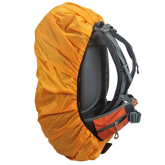 20-35L Adjustable Outdoor Waterproof Backpack Rain Cover Hiking Camping