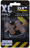 XC PRO - DP BRAKES X-Country Sintered Disc Brake Pads for Avid Code Systems