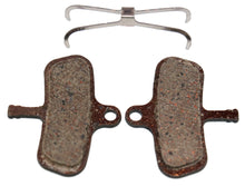 XC ECO - DP BRAKES Organic Disc Brake Pads for Avid Code Brake Systems