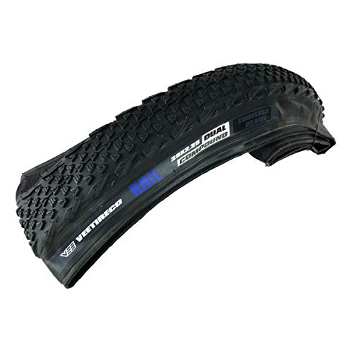 Vee Tire Rail 29x2.25 Bike Tire Folding Bead Dual Control Compound Tubeless Rdy