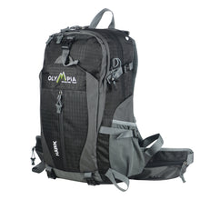 32L Olympia Hawk Hiking Backpack with Built-in Rain Proof Cover