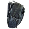 Black 40L Outdoor Water Resistant Backpack Hiking Camping Pack Travel Sports Bag