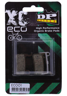 XC ECO - DP BRAKES Organic Disc Brake Pads for Shimano M965, XTR, SLX Systems