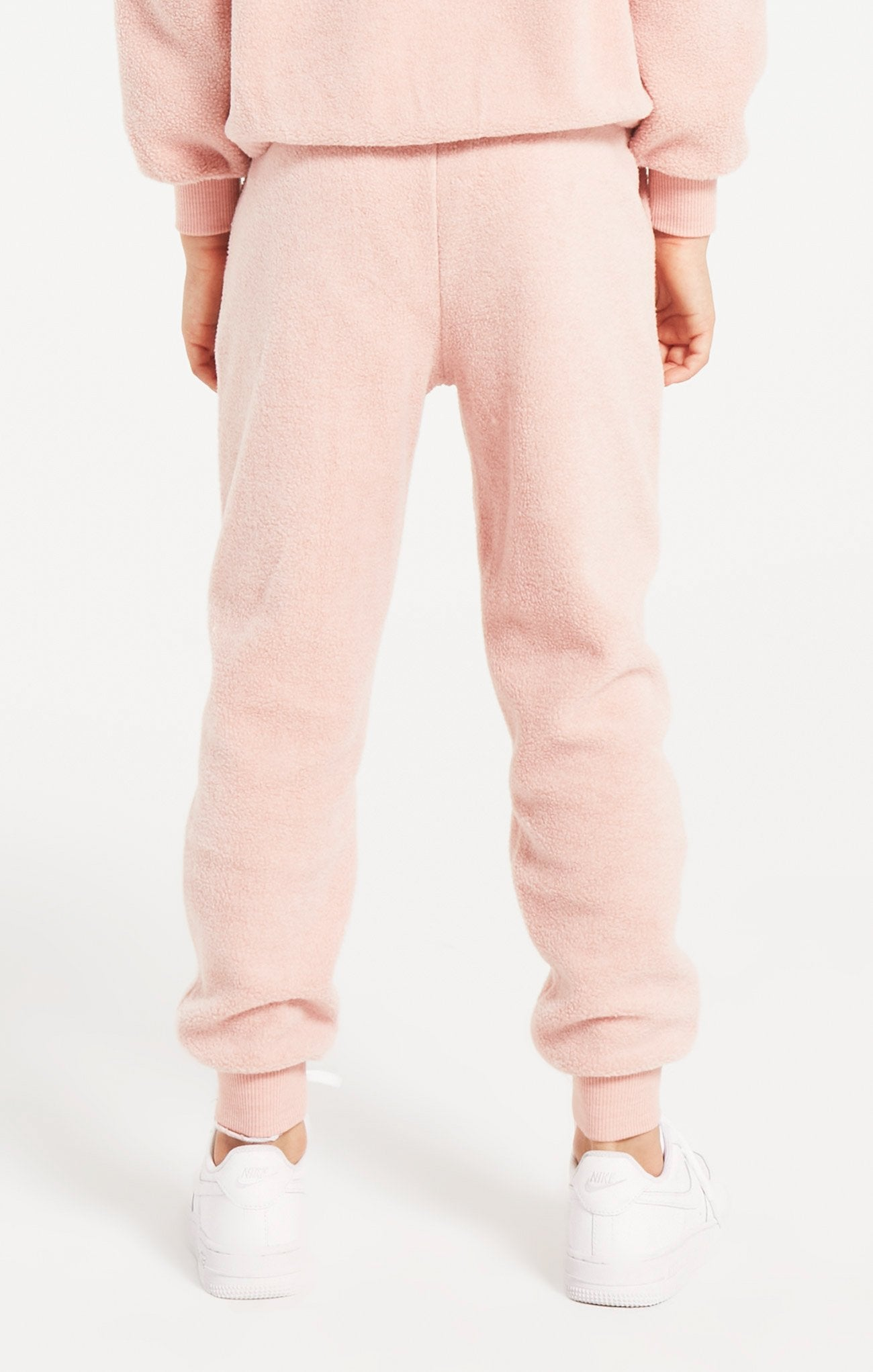 GIRLS MIX FLEECE JOGGER