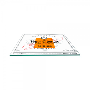 Large Veuve Clicqout decorative tray