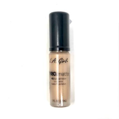 MAQUILLAJE PRO MATTE HD - MEDIUM BEIGE