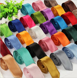 Skinny Tie Multiple Colours