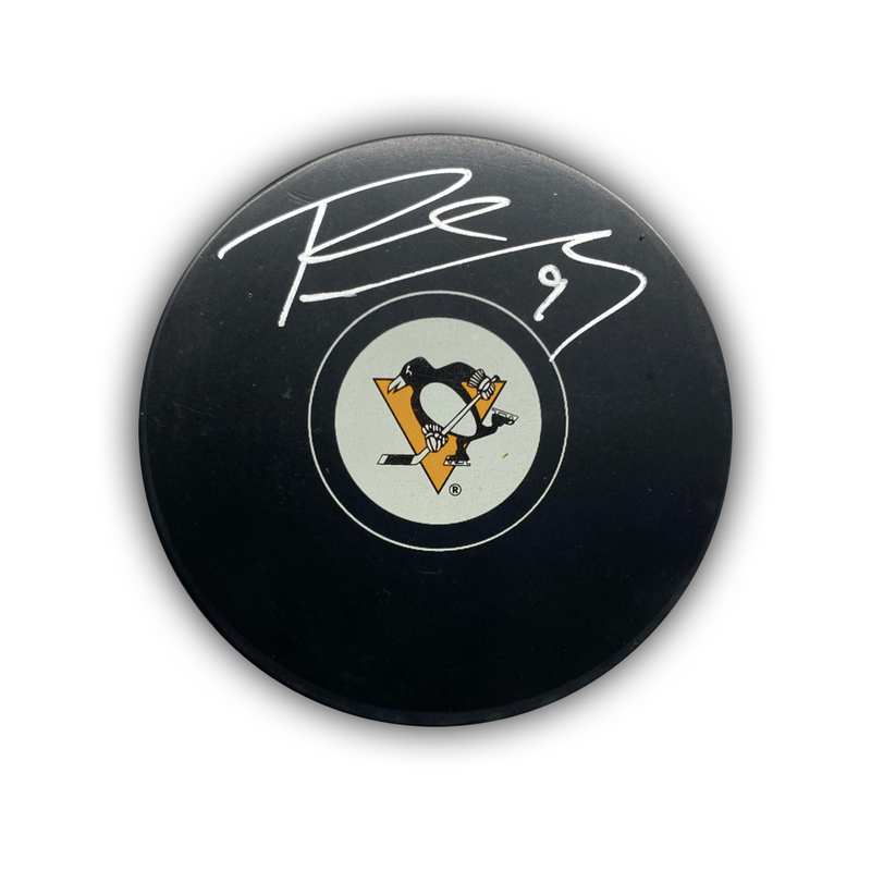 Pascal Dupuis Signed Pittsburgh Penguins Hockey Puck