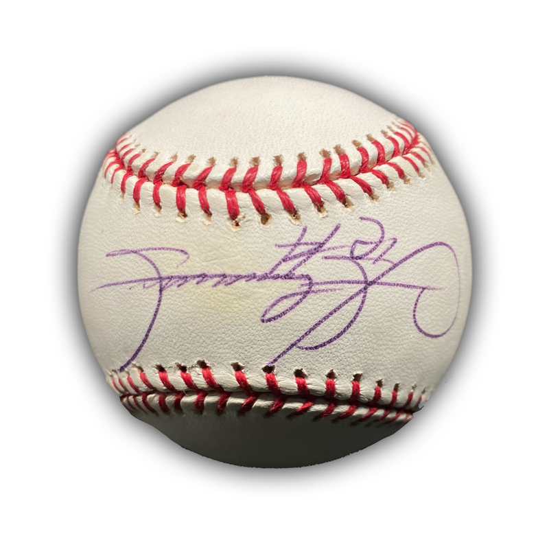 Sammy Sosa Signed Rawlings MLB Baseball