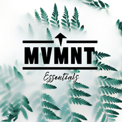 MVMNT Essentials: MVMNTs newest product line consisting of make up, skin care products, and more.