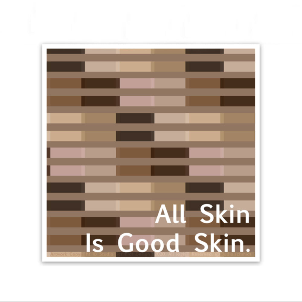 """Skin Equality"" Printed Products"