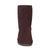 Ladies Chocolate 9-Inch Sheepskin Boot -  front
